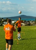 Hup Soccer Skills - taking football to new heights