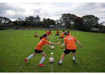 Hup Soccer Skills Holiday Super Soccer Skills