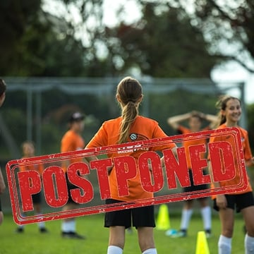 Hup Soccer Skills Postponed due to Covid 19